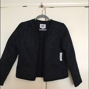 Old navy navy and black jacket